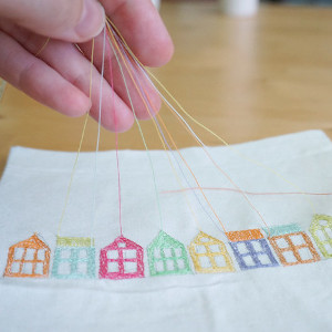 free motion machine embroidery featured