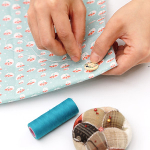 hand sewing techniques