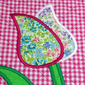 how to quilt with embroidery machine