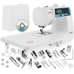 janome 4120qdc review