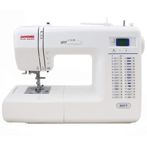 janome 8077 featured
