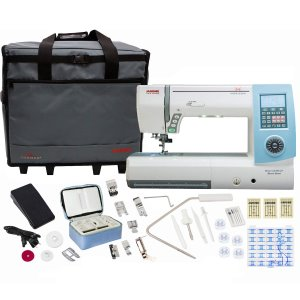 janome 8900 review
