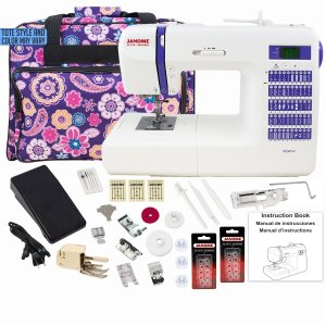 janome dc2014 review