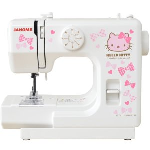 janome hello kitty review