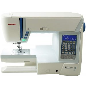 janome skyline s5 featured