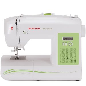 singer sew mate 5400 sewing machine