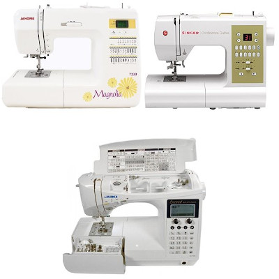 best computerized sewing machine featured