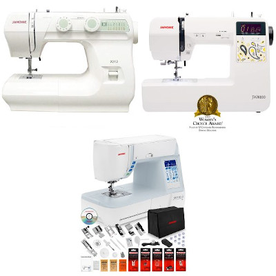 best janome sewing machine featured