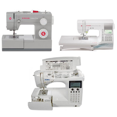 best sewing machine for canvas featured