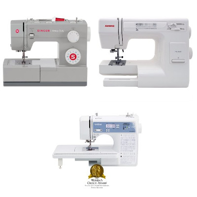 best sewing machine for leather featured