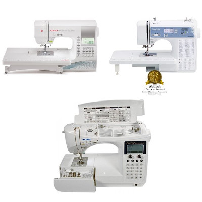 best sewing machine for making clothes featured
