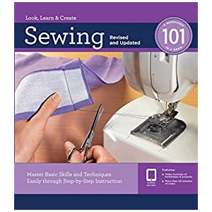 sewing 101 book